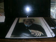 Set Of3  Nelson Eddy  Laser Photos-1 Color- 2 Black & White With Rise Stevens!!!