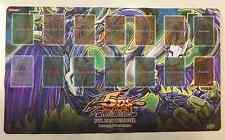 Yu Gi Oh TAPPETINO KONAMI Playmat FALL 2008 QUALIFIER Drago Montaggio Montage D.