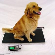 "Veterinary Scale! 700 x 0.2 lb Capacity! 39"" x 20"""
