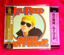 Lou Reed Sally Can't Dance MINI LP CD JAPAN BVCM-37729 + PROMO OBI