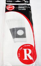 Hoover OEM Type R Paper Vacuum Bags, 5 Pack