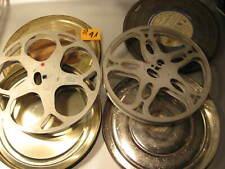 16 mm  Film 2 Stück 300 Meter Filmspulen Metallspulen in Filmblechdosen-D.91