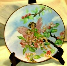 Apple Blossom Fairy Collector Plate Cicely M Barker Heinrich Villeroy and Boch
