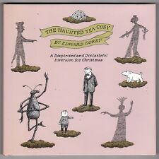 The Haunted Tea-Cosy by Edward Gorey Signed Slipcased