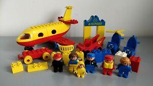 Vintage Lego Duplo 9976 Airport Set
