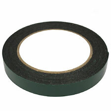 Black Super Strong Sticky Double Sided Waterproof Adhesive Foam Car Body Tape