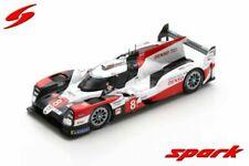 Voitures des 24 Heures du Mans miniatures 1:43 Toyota