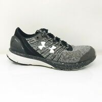 Under Armour Mens Charged Bandit 2 1283246-002 Grey Running Shoes Lace Up Size 8