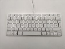 Apple A1242 Wired Compact Keyboard MB869LL/A - French Canadian Version