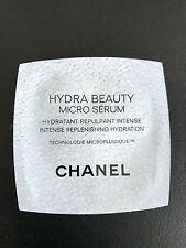 Chanel Hydra Beauty Micro Gel/Micro Serum/Micro Creme Sample New