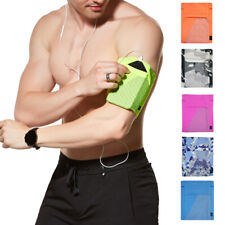 Unisex Cell Phone Holder Bag Gym Sport Running Riding Arm Band Case For MP3