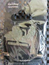 Disney WDI Haunted Mansion Doom Buggies Connector Pin #14 Tea Party Ghost