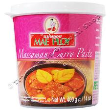 MAE PLOY THAI MASMAN/MASSAMAN CURRY PASTE - 400G TUB