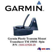 Garmin Transom Mount Transducer Airmar TM150M (8pin) w/ Depth Temp 010-11928-20