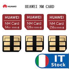 SCHEDA DI MEMORIA NANO HUAWEI NM CARD 90 MB / S 64GB / 128GB / 256GB F9R9