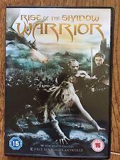 Danielle Chuchran, Richard McWilliams RISE OF THE SHADOW WARRIOR ~ UK DVD