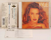 Kylie Minogue Greatest Hits w/ Obi WMC5-625 1993 Japan CD