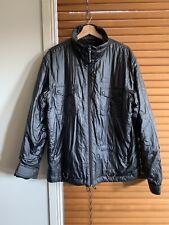 Calvin Klein Mens Black Puffer Jacket - XL