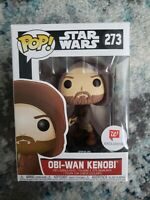 Funko POP! 273 Star Wars Hooded Obi-Wan Kenobi Walgreens Exclusive