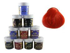 LA RICHE DIRECTIONS HAIR DYE COLOUR FLAME RED x 4 TUBS