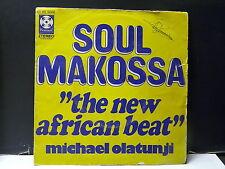 MICHAEL OLATUNJI Soul Makossa 2C006 94569 AFRICAN BEAT