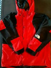 THE NORTH FACE vintage 90's GORE-TEX Mountain Jacket Men's XL Red