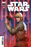 Star Wars #2 Marvel 1ST  Print Silva Cover A 2020 SOULE