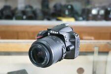 Nikon D3200 Camera with 18-55 f3.5-5.6 G lens