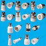 B22 to E14 B15 BC ES MR16 GU10 Light Bulb Adaptor Lamp Socket Extender Converter