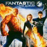 VELVET REVOLVER, TAKING BACK SUNDAY... - Fantastic 4 : the album - CD Album