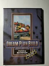 Dream Plan Build- Painting Backdrops  Special Project Edition