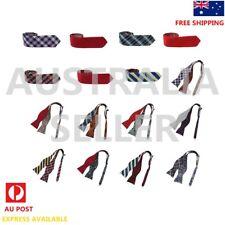 Men's Pattern Microfiber Skinny Tie Self-tie Bowtie Available By Epoint EAE/BA05