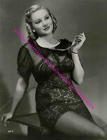 1920s PRETTY GIRL IN LINGERIE 8x10 GORGEOUS PHOTO VL-1