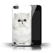 STUFF4 Back Case/Cover/Skin for Apple iPod Touch 5/Cat Breeds
