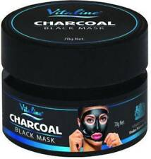 VITALINE CHARCOAL BLACK MASK FOR WOMEN (70 g)