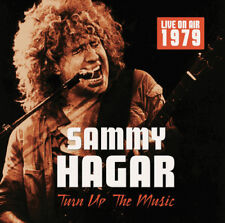 Sammy Hagar : Turn Up the Music: Live On Air 1979 CD (2017) ***NEW***