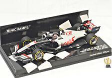 1:43 Minichamps Haas F1 Team VF-20, Abu Dhabi GP 2020, Kevin Magnussen #20