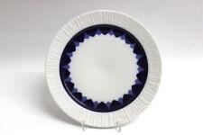Thomas Porcelaine Arcta Bleu Richard Livre Plat à Gâteau