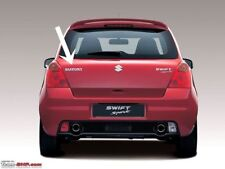 SUZUKI SWIFT TAIL GATE CHROME '' SUZUKI 3D LOGO EMBLEM GENUINE SIZE 16.5X2.5 cm