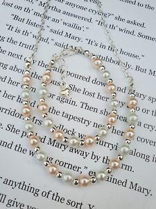 Bridesmaid/flower girl Gift sets Jewellery for Children!