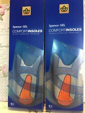 Spenco Gel Comfortinsoles 2 Pairs