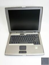 "Dell Latitude D505 15"" Intel Pentium M Laptop No RAM No HD No Battery *AS IS*"