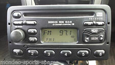 FORD 6000CD RDS RADIO CD PLAYER / CD CHANGER COMPATIBLE