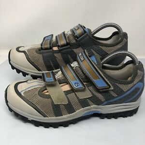 Pearl Izumi Women's Size 9.5 US 41 EUR X Alp Drift MTB Cycling Shoes Gray