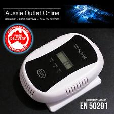 CO Carbon Monoxide Detector Sensor Unit LCD CO Safety Alarm - Aussie Outlet NSW