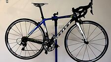 Road Bike- Scott Addict- Near New Carbon Bike... XXS 47 cms