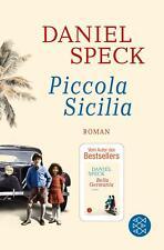 Piccola Sicilia von Daniel Speck (2020, Taschenbuch) UNGELESEN*