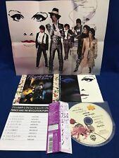 Prince & The Revolution Japan Mini LP CD Purple Rain WPCR-13535 OST Poster 2009