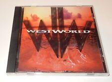 Westworld Westworld Self Titled S/T CD 1998 Roadrunner Records RR8676-2 Harnell