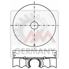 NM-Germany  Kolben & Ringe - Satz Neu Nissan 3.5 Code: VQ35 De übermaß 0,50 mm